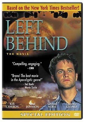 Left Behind - The Movie (DVD 2004, Special Edition) Kirk Cameron, Brad J