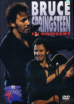 BRUCE SPRINGSTEEN In Concert (DVD 1992) MTV UNPLUGGED