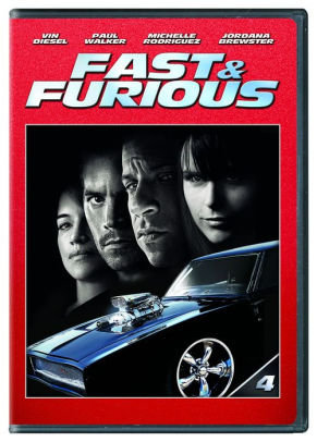 NEW Fast and Furious  (DVD 2009)