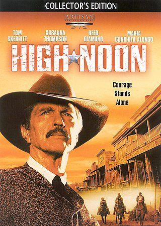 USED-High Noon (DVD, 2001, Widescreen)  Tom Skerritt, Susanna Thompson