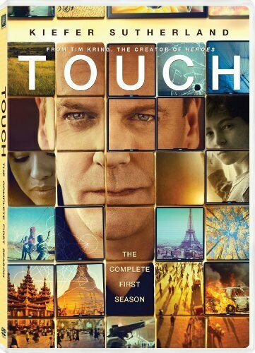 TOUCH-The Complete First Season (DVD, 2012) Keefer Sutherland