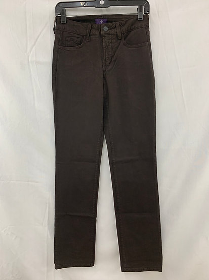 ND YJ Women's size 2 Black Stretch Jeans