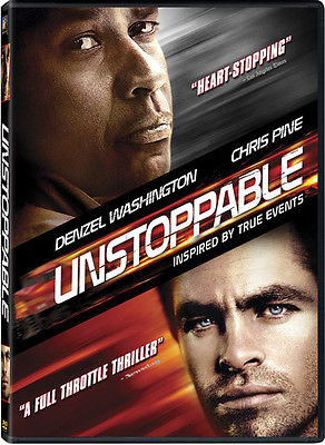 Unstoppable (DVD, 2011, Widescreen)