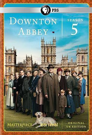 Downton Abbey: Season 5 (DVD) 2014
