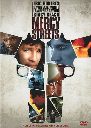 Mercy Streets (DVD, 2009)Eric Roberts/David White/Stacy Keach