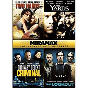 Two Hands, The Yards, The Lookout, Ordinary Decent Criminal-Miramax High-Stakes