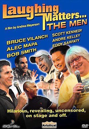 Laughing Matters...The Men-`Bruce (DVD 2007) Vilanch/Alec Mapa/Bob Smith