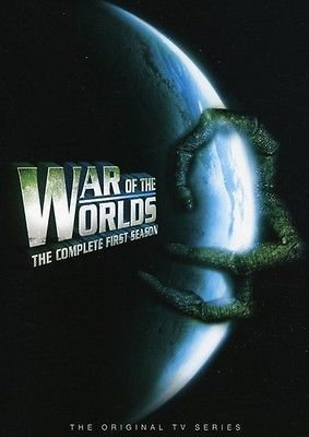 War of the Worlds: The Complete First Season (DVD 6 Disc Region 1)