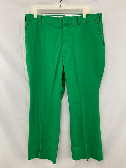 THOMSON made Expressly for Kleinhans Men's Green Pants