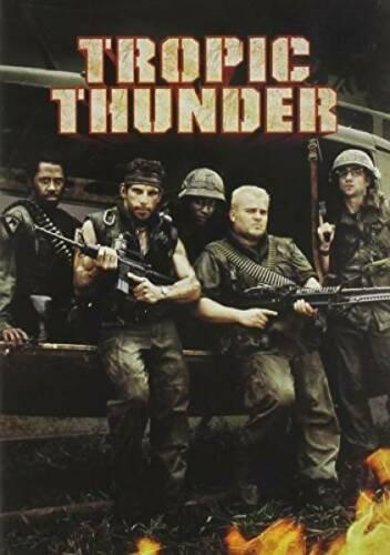 Tropic Thunder (DVD, 2008) 2 Disc Director's Cut