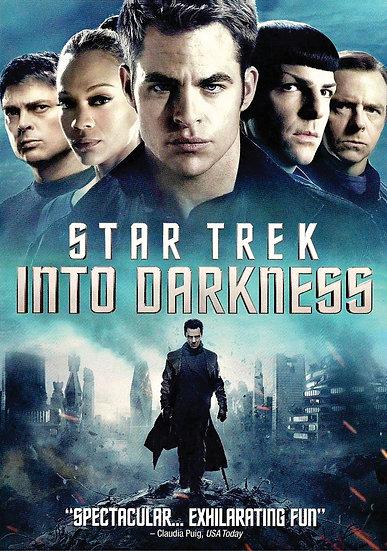Star Trek Into Darkness (DVD 2013 Widescreen Region 1)