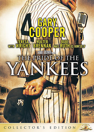The Pride of the Yankees 1942 (DVD 2008) Collector's Edition  Gary Cooper, Teres