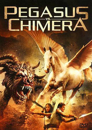 Pegasus vs. Chimera (DVD, 2013, Widescreen) Rae Dawn Chong