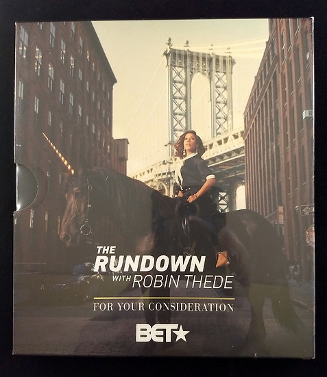 2 FYC 2018 THE RUNDOWN WITH ROBIN THEDE-Barbara