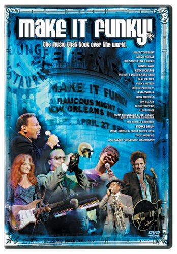 NEW Make it Funky (DVD, 2005)   Aaron Neville/Keith Richards/Allen Touissant