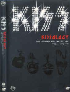 KISS - Kissology Vol. 1 - 1974-1977 (DVD, 2006, 2-Disc Set)