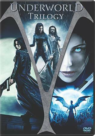 Underworld Trilogy DVD