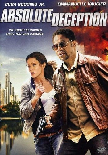 Absolute Deception (DVD, 2013, Includes Digital Copy; UltraViolet) Cuba Gooding
