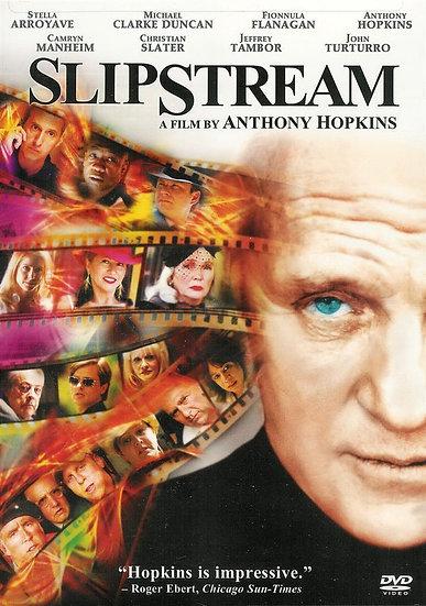 SLIPSTREAM (DVD2007) Anthony Hopkins, Christian Slater and Stella  Arroy