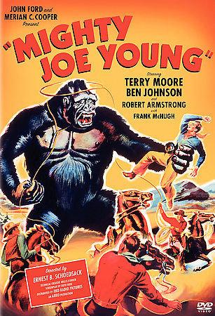 Mighty Joe Young (DVD, 2005) 1949- Terry Moore Ben Johnson