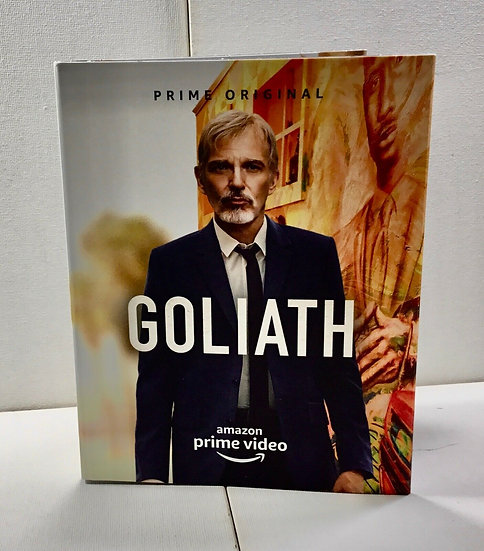 FYC 2019 GOLIATH 2 DVD Set Complete Season Collectable BILLY BOB THORNTON