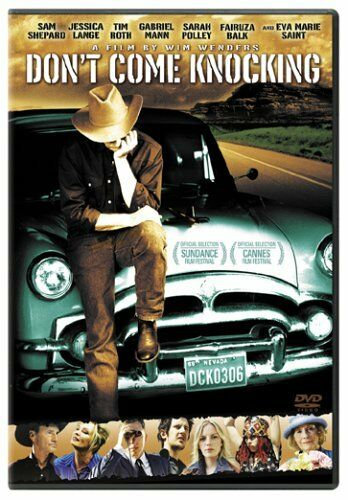 NEW Don't Come Knocking (DVD, 2006) Sam Shepard