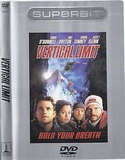 Vertical Limit-Superbit (DVD, 2002) Chris O'Donnell, Bill Paxton, Ro