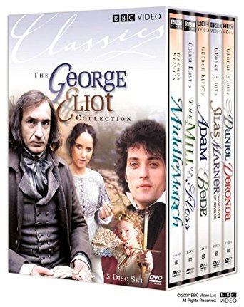 USED-George Eliot Collection (DVD, 5-Disc Set)