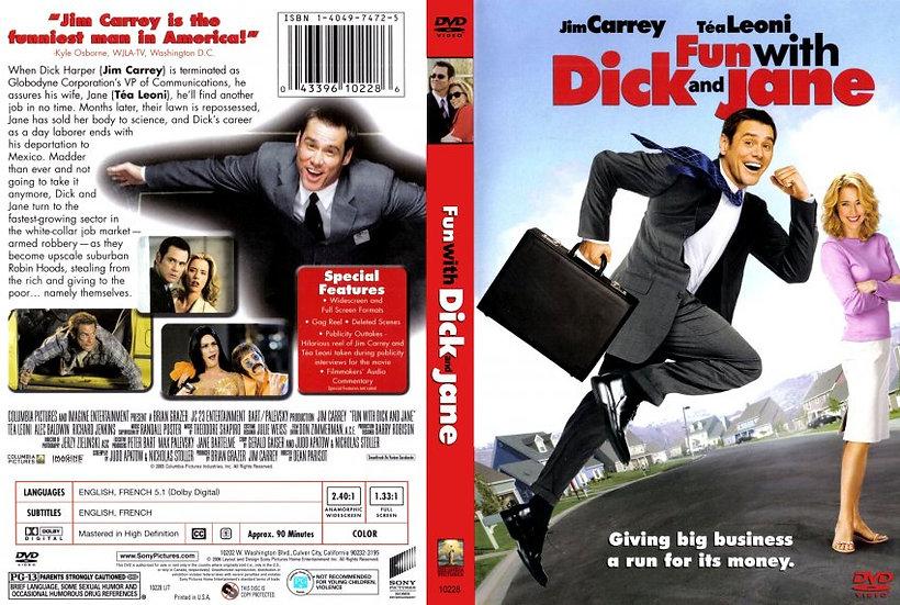 Fun with Dick and Jane (DVD, 2006) Jim Carrey, Téa Leoni