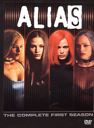USED-Alias - The Complete First Season (DVD 6-Disc Set)