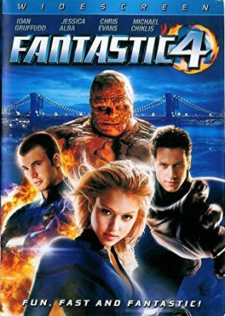 Fantastic 4 Fun, Fast, and Fantastic! 2005 by Ioan Gruffudd; Jessica Alb