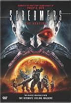 SCREAMERS: THE HUNTING (DVD 2008) Gina Holden/Lance Henriksen