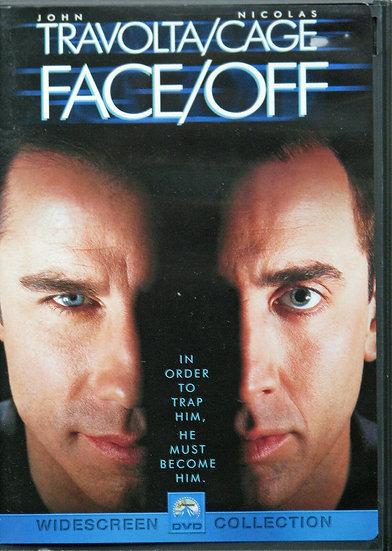 NEW Face/Off (DVD, 1998, Widescreen) John Travolta