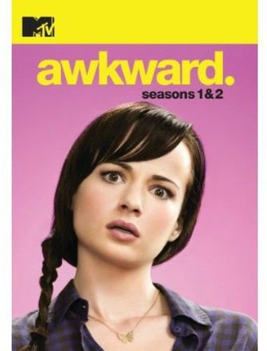 USED-Awkward: Seasons 1 and 2 (DVD 4 Discs-Region 1)
