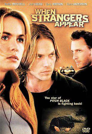 When Strangers Appear (DVD 2001) RARE OOP