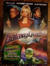 Galaxy Quest -REGION 1DVD, 2000, Widescreen Sigourney Weaver Tim Allen