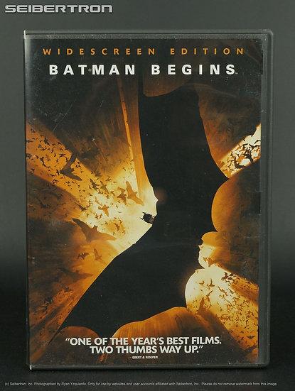 Batman Begins (DVD, 2005) Widescreen Edition