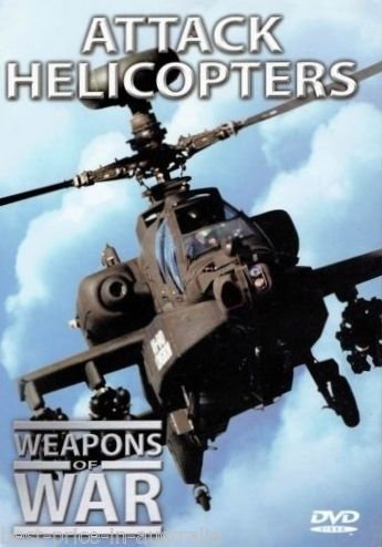 Weapons of War: Attack Helicopters DVD + BOOK Volume #2