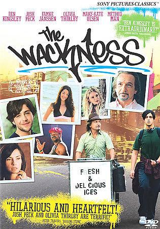 The Wackness (DVD, 2009, WS) Ben Kingsly, Josh Peck