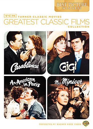 USED-TCM Greatest Classic Films Collection: Best Picture Winners (Casabl