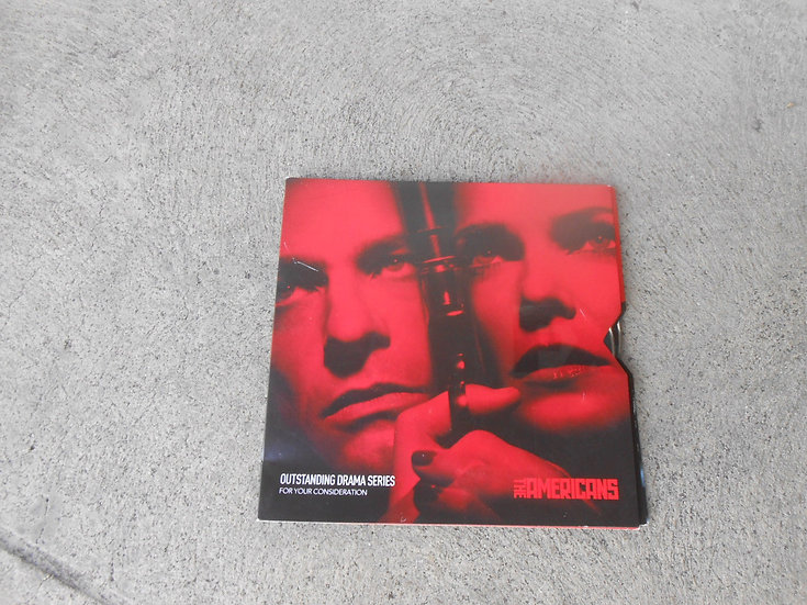 FYC 2014 THE AMERICANS-FYC-DVD-3 CD SET-EMMY-OUTSTANDING DRAMA SERIES