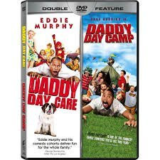 Daddy Day Care & Daddy Day Camp Eddie Murphy- Double Feature