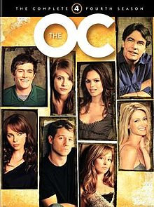 The OC -The Complete Fourth Season (DVD, 2007, 5-Disc Set)