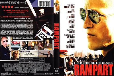 Rampart (DVD 2011)  Woody Harrelson
