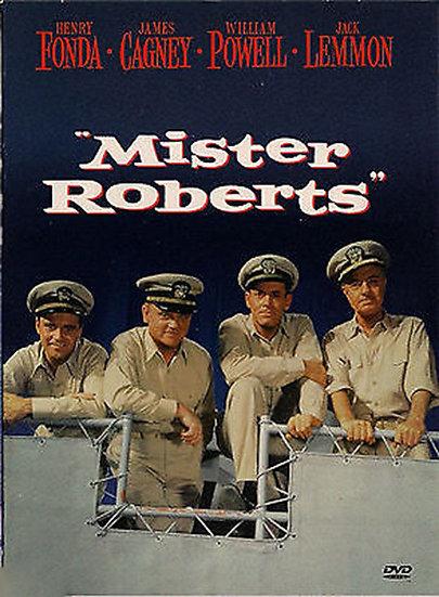 Mister Roberts-1955 (DVD 1998)  James Cagney, Henry Fonda, Jack Lemmon)