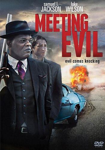 Meeting Evil (DVD 2012)    Samuel L. Jackson Luke Wilson Leslie New/Seal