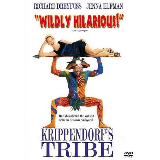 KRIPPENDORF'S TRIBE (DVD) RICHARD DREYFUSS Lily Tomlin JENNA ELFMAN