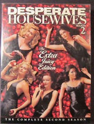 USED-Desperate Housewives - The Complete Second Season: The Extra Juicy Edition