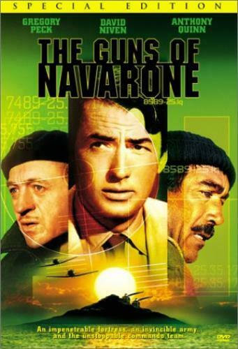 The Guns of Navarone SPECIAL EDITION DVD 2000