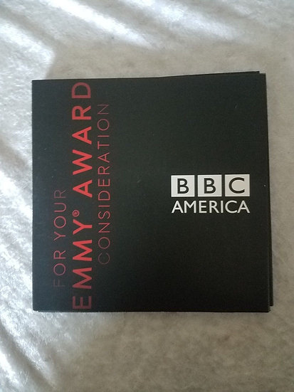 FYC 2014 BBC America EMMY For Your Consideration DVD 5 disc